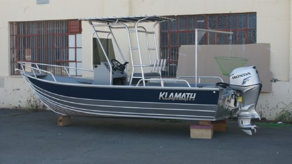 Klamath 18 Offshore CC 2011 All Boats