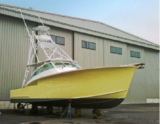 L M I Custom Carolina 50 Sportfish Express 2011 Sportfishing Boats for Sale