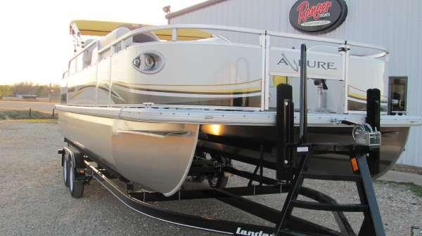 Landau Alure 224 Fish 2011 All Boats