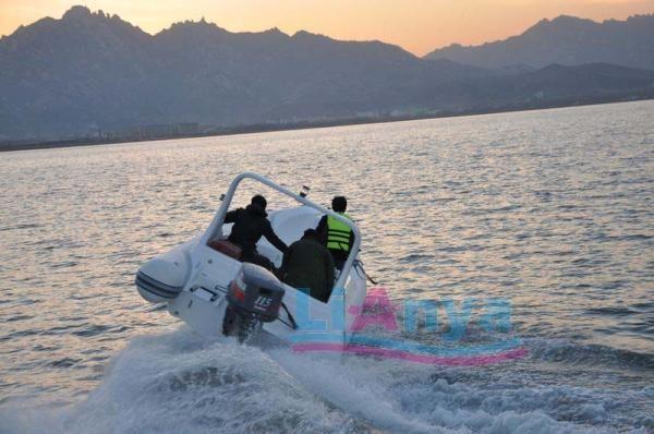 Lian Ya HYP580 2011 All Boats