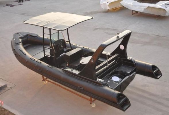 Lianya hypalon rib boat 5.8m 2011 All Boats