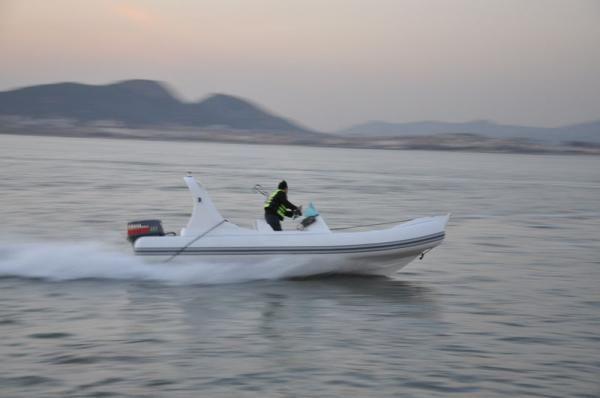 Lianya Rib boat HYP580 2011 All Boats