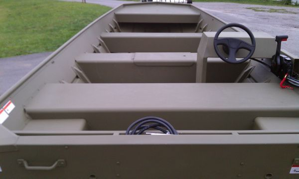 Lowe 1852 Side Console 2011 All Boats