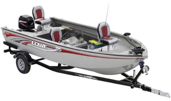 Lowe Fishing Machine 185 2011 All Boats