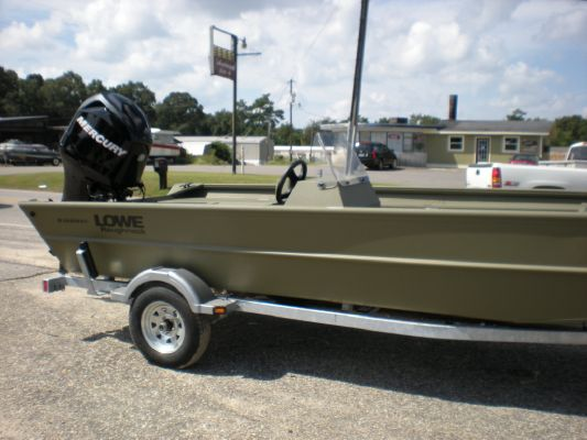 Lowe Roughneck 1860cc 2011 All Boats