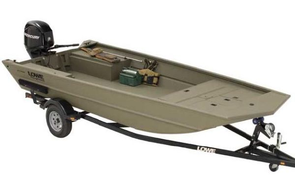 Lowe Roughneck R1760 2011 All Boats