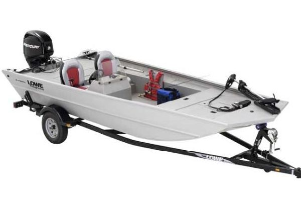 Lowe Roughneck R1760SC 2011 All Boats