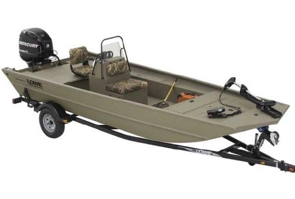 Lowe Roughneck R1860CC 2011 All Boats