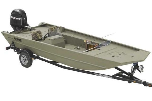 Lowe Roughneck R1860SC 2011 All Boats