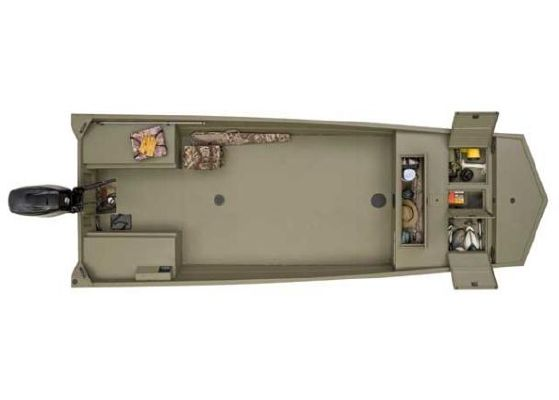 Lowe Roughneck R2065 2011 All Boats