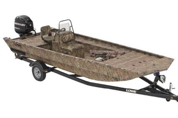 Lowe Roughneck R2065CC 2011 All Boats