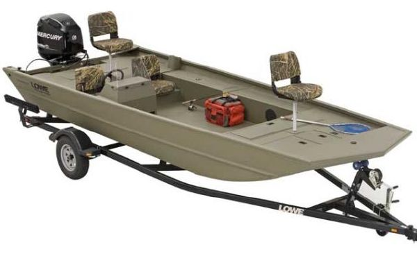 Lowe Roughneck R2065SC 2011 All Boats