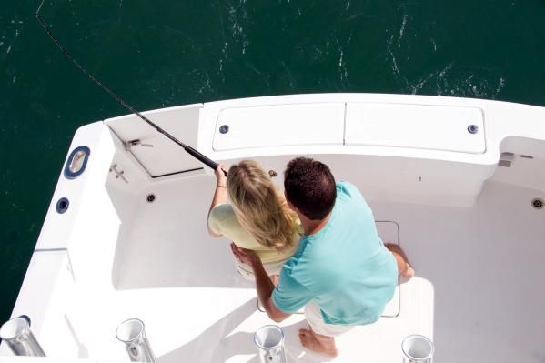Luhrs 30 Open 2011 All Boats