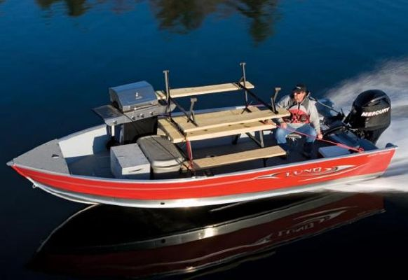 Lund 2000 Alaskan Tiller 2011 Lund Boats for Sale