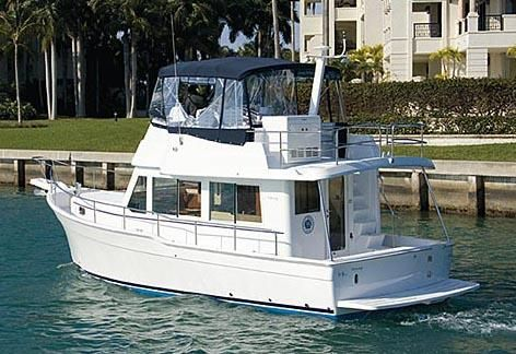 Mainship 395 Trawler (Factory Order) 2011 Trawler Boats for Sale