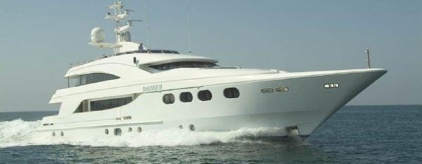 Majesty Yachts 130 2011 Motor Boats