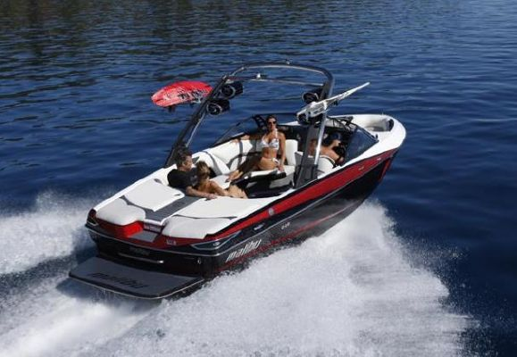 Malibu Sunscape 21 LSV 2011 Malibu Boats for Sale