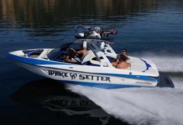 Malibu Wakesetter VLX 2011 Malibu Boats for Sale
