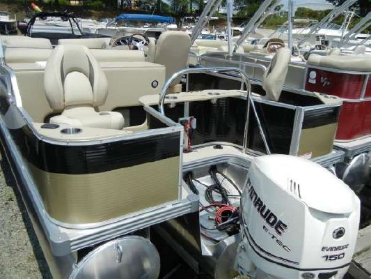 Boats for Sale & Yachts Manitou Pontoons 22 Encore Pro Angler VP 2011 Angler Boats Pontoon Boats for Sale