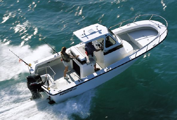 Maritime 23 Patriot 2011 Skiff Boats for Sale