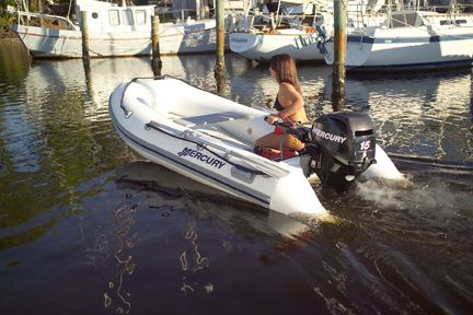 Boats for Sale & Yachts Mercury 270 AIR DECK HYPALON $1,659. SALE! 2011 All Boats