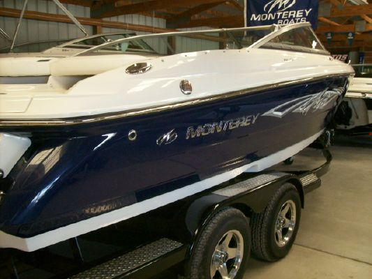 Monterey 224FS 2011 Monterey Boats for Sale,