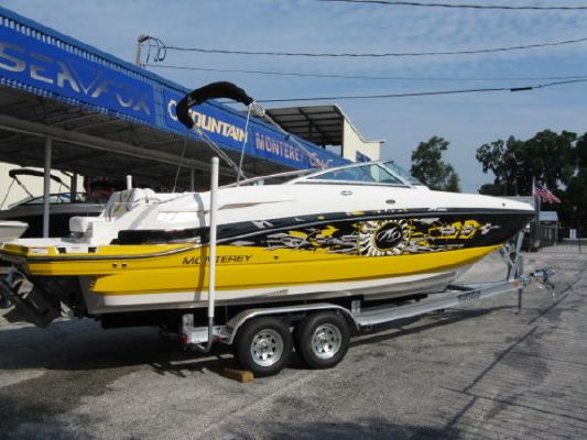 Boats for Sale & Yachts Monterey M 2011 Monterey Boats for Sale,