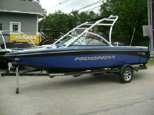 Moomba Mobius LSV 2011 Moomba Boats for Sale