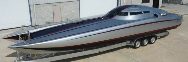 Boats for Sale & Yachts Mystic C5000 Offshore Racing Cat. 2011 All Boats