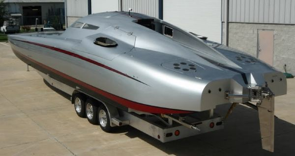 2011 Mystic C5000 Offshore Racing Cat. - Boats Yachts for sale