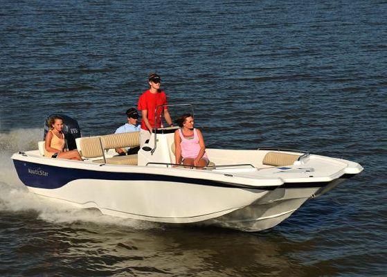 NAUTIC STAR 210 COASTAL 2011 All Boats