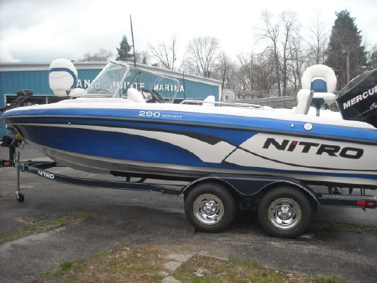 Nitro SPORT BOAT 290 SPORT 2011 Nitro Boats for Sale