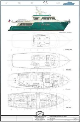 Northern Marine 95 Pilot House LRC 2011 All Boats