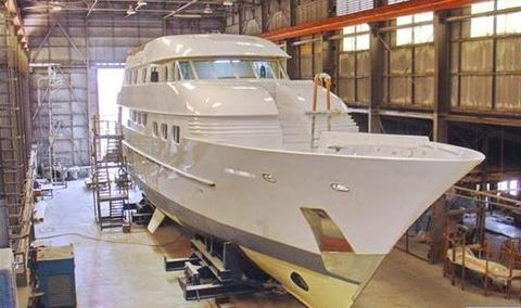 Ocean Pacifico 132' Classic Motor Yacht 2011 All Boats