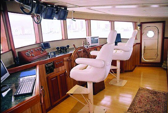 Ocean Voyager Expedition Yacht 2011 All Boats