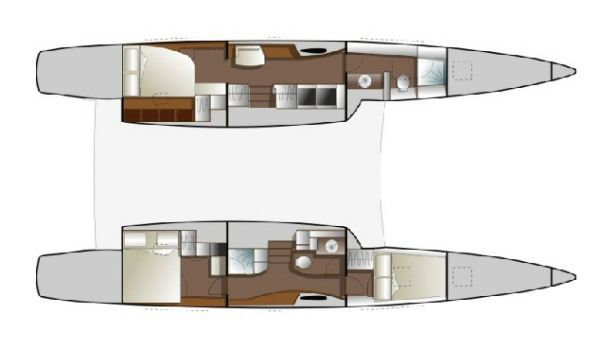 Boats for Sale & Yachts Outremer new Outremer 49 2011 All Boats