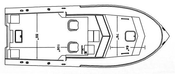 Parker 2510 XL Walkaround 2011 Motor Boats