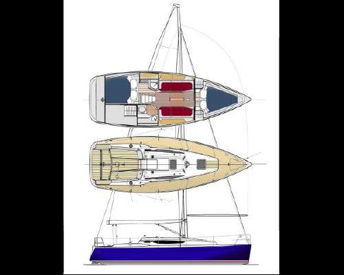 Boats for Sale & Yachts Pavel Shaposhnikov Design 27 Family Racer Cruiser 2011 Motor Boats SpeedBoats