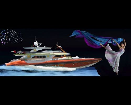 Boats for Sale & Yachts Pavel Shaposhnikov Design 34m Fast Classic 2011 Motor Boats