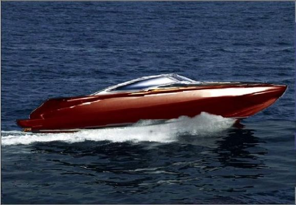 Pavel Shaposhnikov Design 444 Classic open 2011 Motor Boats