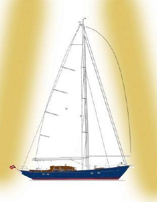 Boats for Sale & Yachts Pavel Shaposhnikov Design 49' Flush Deck Classic Yacht 2011 Motor Boats