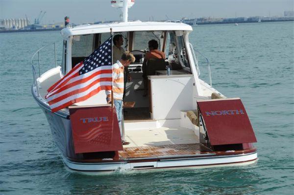Nauticat 38 - FISHER 37 motorsegler zu verkaufen | De Valk Jachtmakler