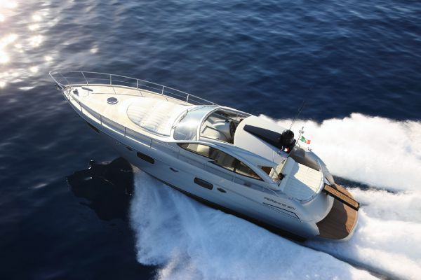Pershing 50.1 Shaft 2011 All Boats