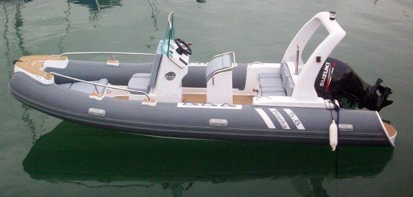 Piranha Ribs 5.8 2011 All Boats