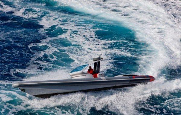 Pirelli PZero 1400 Yacht Edition 2011 All Boats