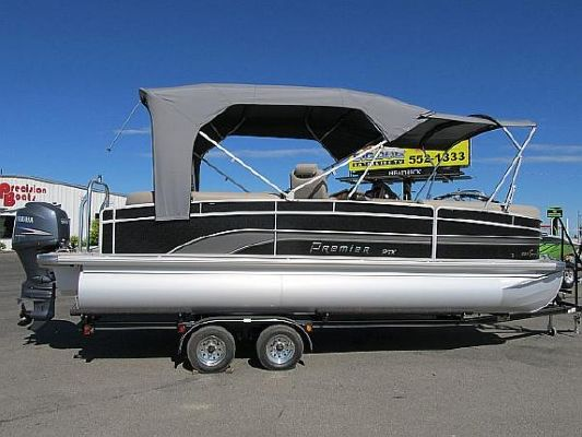 Premier 225 Sunsation LTD 2011 All Boats