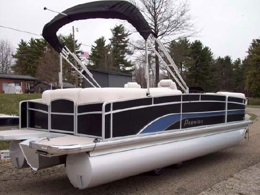 Premier 225 Sunsation LTD RF 2011 All Boats