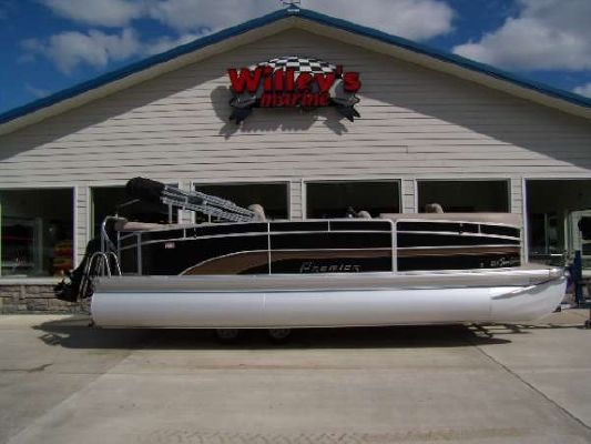 PREMIER BOATS SunSation LTD 225 RE 2011 All Boats