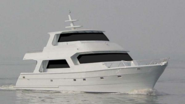 Boats for Sale & Yachts President Pilothouse w/enclosed Flybridge 2011 Pilothouse Boats for Sale