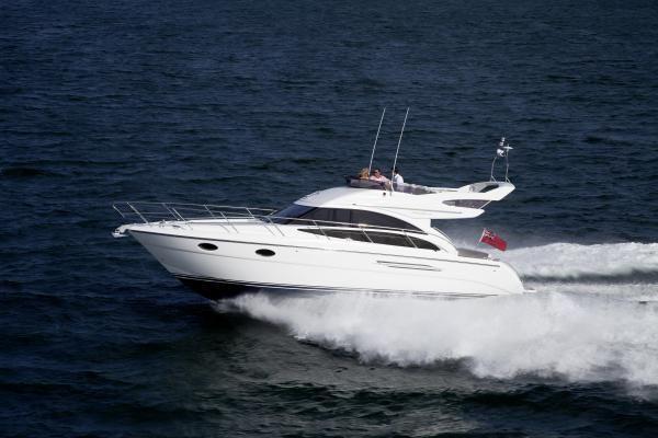 Princess P42 2011 Princess Boats for Sale